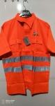 Рубашка с коротким рукавом, размер XL (новая)